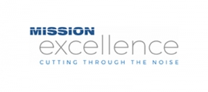Mission Excellence logo