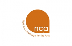 National Campaign for the Arts logo