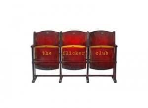 The Flicker Club logo